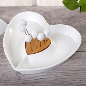 Heart Serving Set