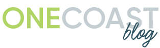 The OneCoast Blog Logo